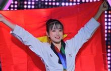"""Hoa khôi Taekwondo Châu Tuyết Vân: """"Tôi có chút lo lắng về sự khách quan của trọng tài tại SEA Games 30"""""""
