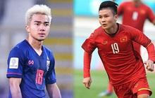 """Tại sao cầu thủ Việt Nam """"miễn dịch"""" với thị phi đời tư kém hơn """"Messi Thái"""" và đồng đội?"""