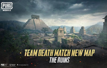 PUBG Mobile: Cùng tìm hiểu về Ruins - bản đồ mới cho chế độ Team Deathmatch