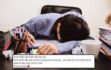 Dân tình giật mình nghĩ lại đã đối xử với bản thân quá tệ sau khi nghe tin dựng phim trẻ đột tử sau 40 tiếng làm việc liên tục