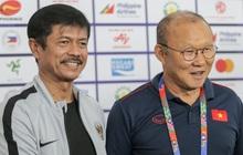 Thầy Park và HLV U22 Indonesia chung nỗi niềm giành HCV SEA Games về tặng mẹ