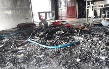 Nam thanh niên nghi ngáo đá cố thủ đốt nhà gây bỏng nặng nguy kịch