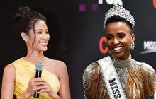 Clip hot trở lại: Tân Hoa hậu Hoàn vũ từng dự đoán Hoàng Thùy đăng quang, còn khen lên tận mây xanh