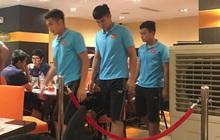 [Chung kết SEA Games 30] Việt Nam vs Indonesia: Thầy trò HLV Park Hang-seo vui vẻ dùng bữa sáng