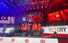 """Trái ngược bóng đá, Esports Việt bị Thái Lan và Philippines cho """"hít khói"""" tại SEA Games 30"""
