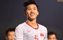 """Loạt khoảnh khắc """"cực phẩm"""" của Văn Hậu trong trận chung kết SEA games: Đổ gục vì nụ cười này!"""