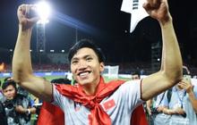 Giành huy chương vàng lịch sử ở SEA Games, Đoàn Văn Hậu gửi lời tri ân đến tất cả người hâm mộ