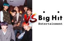 BTS bỗng dính lùm xùm liên hoàn: Hết bị réo gọi vì tin kiện Big Hit, giờ tin mới về vụ Jungkook gây tai nạn lên sóng