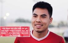 """Đức Huy mạnh dạn khẳng định Indonesia hiện không có """"cửa gỡ"""" với Việt Nam, dự đoán Tiến Linh sẽ tiếp tục ghi bàn!"""