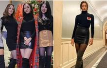 """Dự Miss World, Lương Thùy Linh thường xuyên diện lại đồ cũ, trái ngược hẳn với cách """"chơi lớn"""" của Hoàng Thùy tại Miss Universe"""