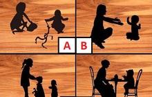 Thử tài chỉ số EQ và IQ của bạn: Nhìn hình đoán xem người phụ nữ và đứa trẻ nào không phải là mẹ - con?
