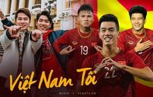 """""""Việt Nam Tôi"""" của Jack và K-ICM chính là ca khúc được nghe nhiều nhất trong ngày hôm nay, cùng cổ vũ đội tuyển U22 mang về HCV SEA Games 30!"""