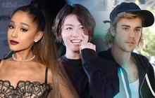 """Top 10 nghệ sĩ thống trị Twitter năm 2019: Một mình BTS """"cân"""" cả Ariana Grande, Justin Bieber, Billie Eilish và nhiều nghệ sĩ đình đám khác"""