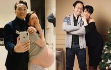 Gia đình Vbiz sắp đón con chào đời: Phí Linh vẫn đẹp mặn mà, bà xã Thành Trung đầy cá tính, tự tin khoe bụng lớn vượt mặt