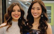 Bắn tiếng Anh đến mức đương kim Hoa hậu phải trầm trồ, Lương Thùy Linh vẫn trượt suất tiến thẳng vào Top 40 Miss World