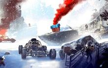 PUBG Mobile: Game thủ được đón Giáng sinh sớm cùng xe trượt tuyết và ông già Noel siêu xịn