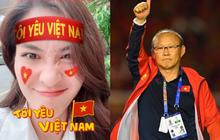 Đông Nhi, Kỳ Duyên cùng dàn sao Vbiz phát cuồng bởi hành động bảo vệ học trò và pha ăn mừng cực đáng yêu của HLV Park Hang-Seo!