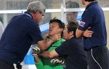 """Tròn 10 năm HLV trưởng U23 Việt Nam """"bóp cổ"""" thủ môn ở chung kết SEA Games: Khoảnh khắc ám ảnh vẫn chưa có lời giải"""