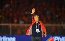 Quê nhà HLV Park Hang-seo treo băng-rôn chúc mừng chiếc HCV SEA Games của U22 Việt Nam