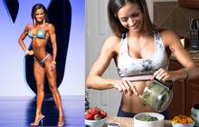 Theo đuổi chế độ ăn thuần chay, nữ vận động viên người Mỹ vẫn có cơ bắp chắc khỏe