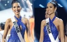 """Loạt khoảnh khắc chưa hé lộ của Hoàng Thùy tại Miss Universe: Tiếc không được thấy """"thánh ca dao"""" sải bước với bikini và dạ hội"""