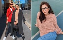 Mặc lại áo cũ, Hà Tăng mix đồ khéo quá nên trẻ ra cả chục tuổi, netizen tưởng là cô sinh viên đại học nào