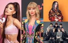 Billboard chọn 50 album hay nhất 2019: Ariana Grande, Billie Eilish, Taylor Swift tranh ngôi đầu bảng, BTS bán đĩa ầm ầm liệu có lọt top?