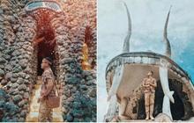 Tận mắt chiêm ngưỡng ngôi chùa được làm 100% bằng vỏ ốc có thật ở Khánh Hòa, hội sống ảo check-in ngập tràn MXH