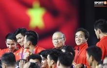 """HLV Park Hang-seo: """"Chiến thắng này xin gửi tới toàn thể nhân dân Việt Nam"""""""