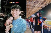 Đoàn Văn Hậu hẹn hò đêm khuya cùng bạn gái xinh đẹp ngay tại Philippines