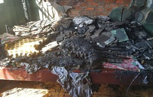 Thanh niên 17 tuổi phóng hỏa đốt nhà nghỉ vì bạn gái mất xe máy