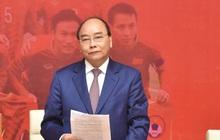Thủ tướng Nguyễn Xuân Phúc gửi lời cảm ơn bầu Đức, bầu Hiển sau thành công của bóng đá Việt Nam tại SEA Games 30