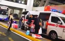 Quản lý sân bay gây phẫn nộ vì điều xe cứu thương đón vợ con sau chuyến mua sắm ở nước ngoài