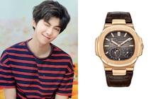 Chuyện RM (BTS) đeo đồng hồ tiền tỷ cũng không bất ngờ bằng phản ứng của cư dân mạng với việc này