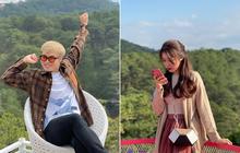 """Lâu lâu mới comment """"dạo"""" trên Instagram của nhau, Văn Toàn liền bị bạn gái soi ngay lỗi chính tả: Ú mề hay lú mề?"""
