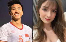 Info nữ DJ nóng bỏng vượt khó dùng google dịch tiếp cận Đoàn Văn Hậu, thính đậm đà thế này bạn gái lại lo rồi đây!