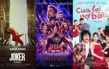 """ENDGAME dẫn đầu xu hướng """"tra Google"""" trên thế giới nhưng chỉ là """"Á Hậu 2"""" phim hot ở Việt Nam vì Joker"""