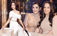 Sự kiện hội tụ cả dàn Hoa hậu quyền lực: Đỗ Mỹ Linh và Tiểu Vy hóa nữ thần, đụng độ loạt mỹ nhân Vbiz chiều cao khủng