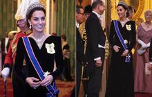 """Công nương Kate Middleton kín đáo mà vẫn đẹp """"ná thở"""" sau khi sửa váy để bớt sexy"""