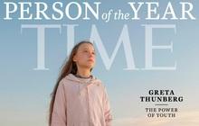 Time chọn nhà hoạt động môi trường tuổi teen Greta Thunberg là nhân vật của năm