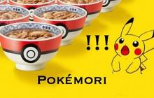 Cơm thịt bò Pokémori cực độc đáo sắp ra mắt tại Nhật Bản chắc chắn sẽ khiến các fan của Pokémon đứng ngồi không yên