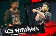 """Icy Nirvana: """"Mình tin Rap Việt đã đủ văn minh để không gây xô xát, nếu không làm rapper thì sẽ làm... học sinh giỏi"""""""