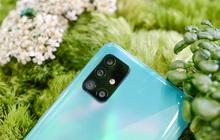 Trên tay Galaxy A51: Tự hào ra mắt ở Việt Nam đầu tiên so với toàn cầu, giá 7,99 triệu đồng