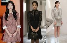 """Hội các bà vợ đang sôi máu với tiểu tam đáng ghét nhất màn ảnh Hàn 2019: Phải công nhận là """"ả"""" mặc đẹp và nhiều bộ học theo được"""
