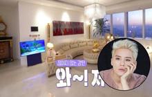 """Trở lại TV sau 10 năm, Junsu (JYJ) chơi lớn khi khoe căn hộ """"sương sương"""" trăm tỷ ở khu vực đắt nhất Hàn Quốc"""