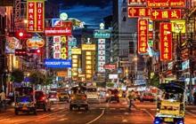 """Dành cho hội """"nghiện"""" đi Thái Lan: đường Silom, Khaosan và yaowarat ở Bangkok chuẩn bị thành phố đi bộ"""