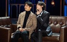 """Cặp """"Yêu tinh – Thần chết"""" tái ngộ trên talkshow của Lee Dong Wook: Visual đẹp ná thở lại còn """"tình bể bình"""""""