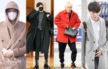 """Màn đụng độ """"trăm năm có một"""" của 4 boygroup Kpop hàng đầu: BTS đụng độ EXO, WINNER để mặt mộc đọ sắc với NCT"""
