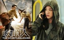 """Nữ hoàng cảnh nóng Thang Duy tái xuất với phim điện ảnh hợp tác Trung - Úc """"Người Thổi Còi"""""""