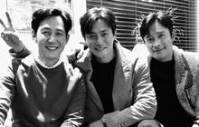 Bức ảnh trắng đen hot nhất xứ Hàn hôm nay: 3 tài tử quyền lực nhất Kbiz tụ hội, ai ngờ lại là bạn thân nhiều năm